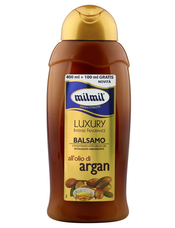 Mil Mil Balsamo all' olio di argan 400 ml