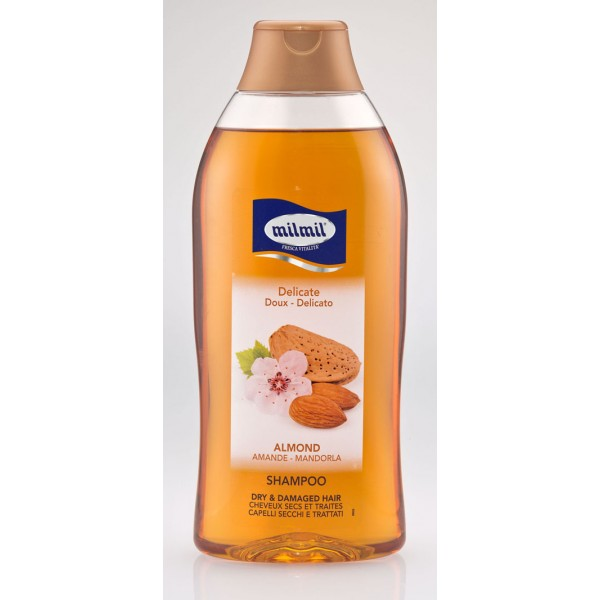 Mil Mil Shampoo Almond 750 ml