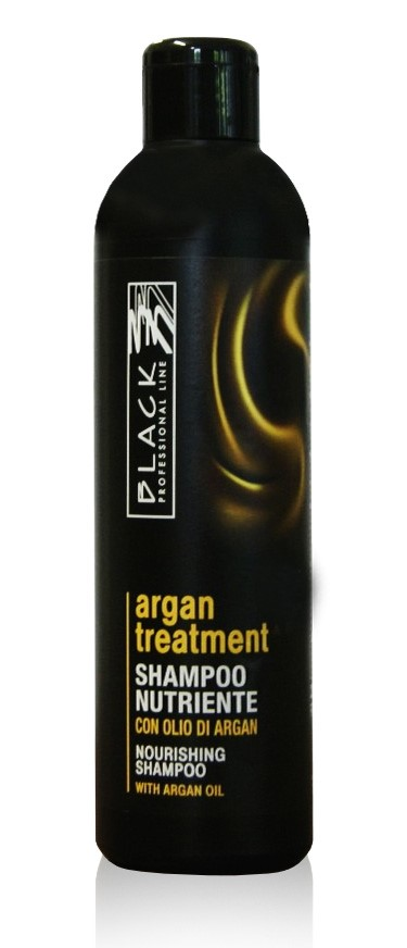 Black Argan šampon 250 ml.
