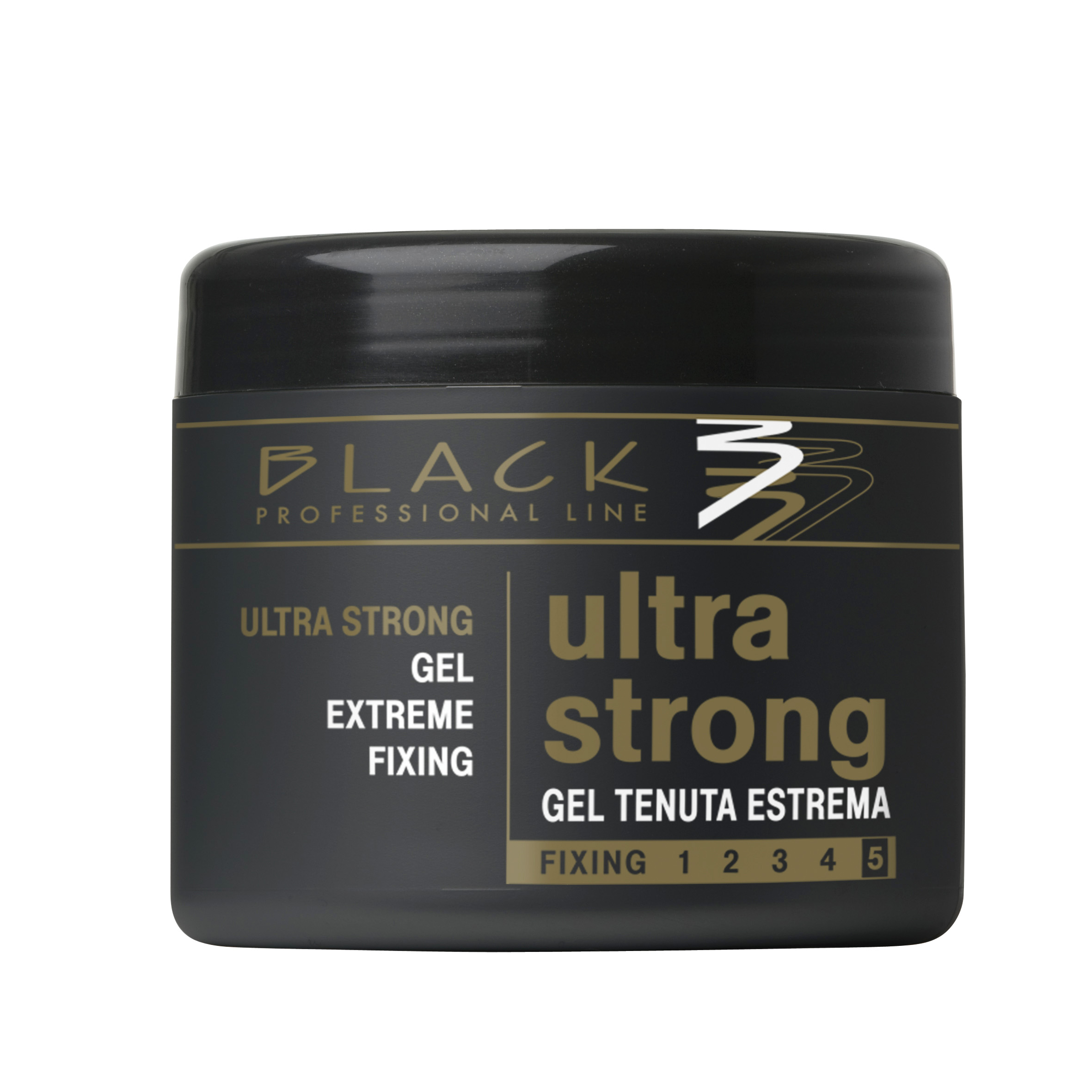 Black Gel Ultra Strong 500 ml
