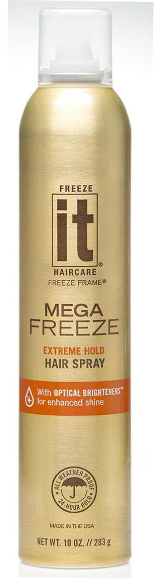 it Mega Freeze Hair Spray 24 Hour 283 g