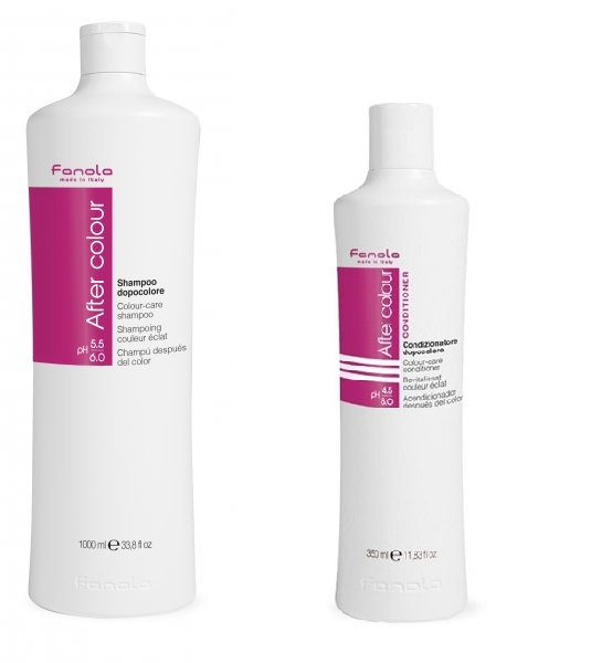 Fanola After Colour Shampoo 1000 ml 1+1 akce