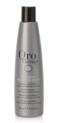 Fanola Oro Therapy šampon Diamante Puro 300 ml