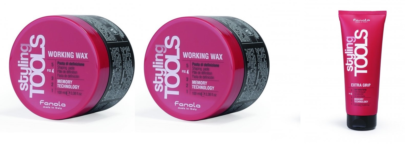 Fanola Tools Working Wax 100 ml 2+1 Akce