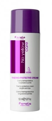 Fanola No Yellow Care Thermo-Protective Cream 150 ml.