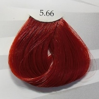 Black Sintesis Color Creme 5.66 - Rosso Fiamma 100 ml