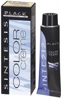 Black Sintesis Color Creme 7.03 - Ambra 100 ml