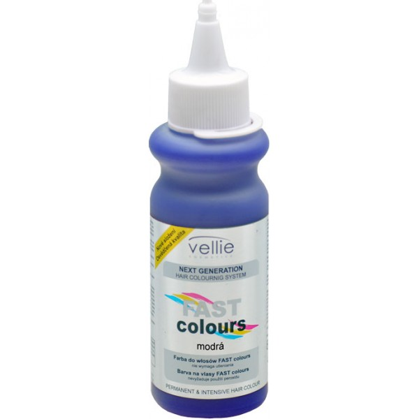 Viki Fast Colours modrá 80 ml