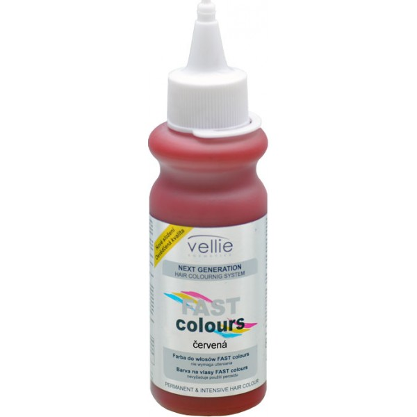Viki Fast Colours červená 80 ml