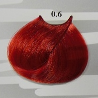 Black Sintesis Color Creme 0.6 - Rosso G.P.  100 ml