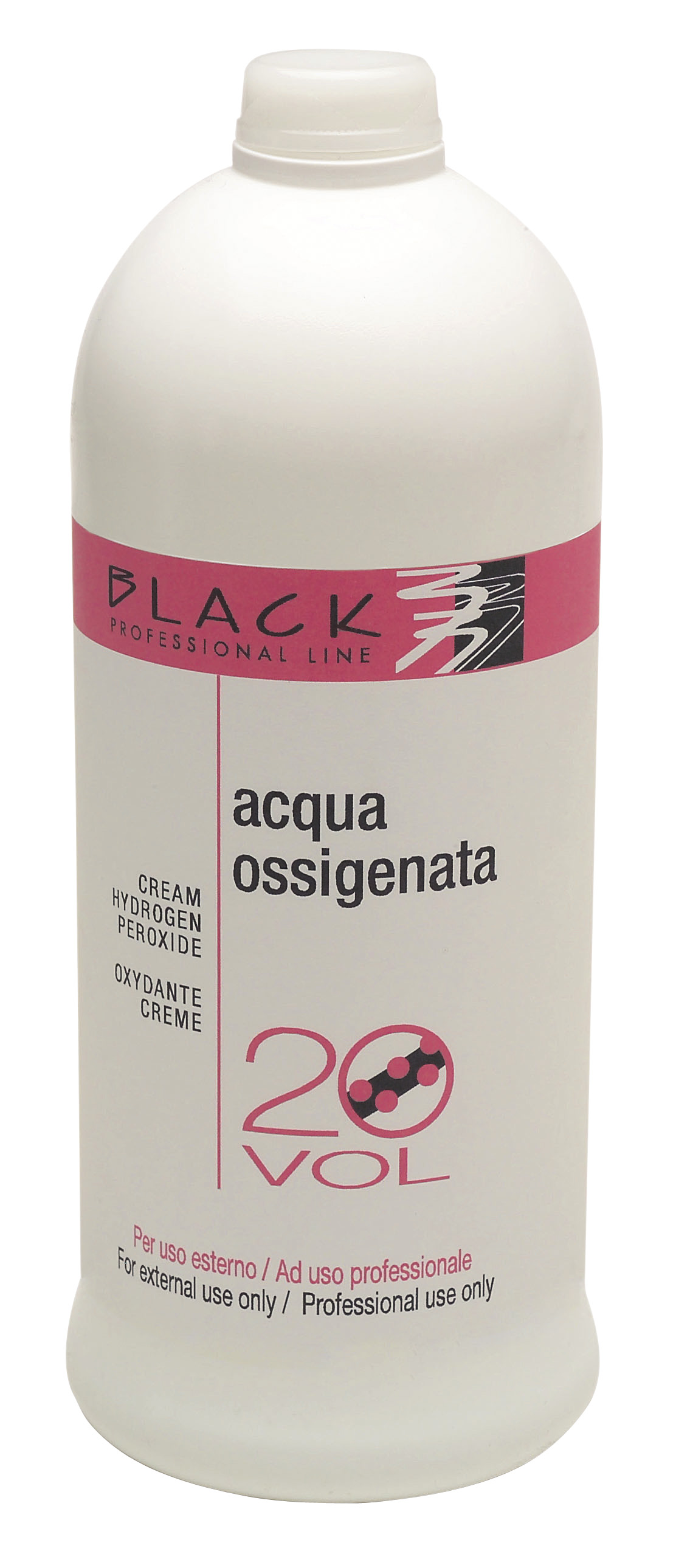 Black Cream Hydrogen Peroxide  9 % 1000 ml Akce