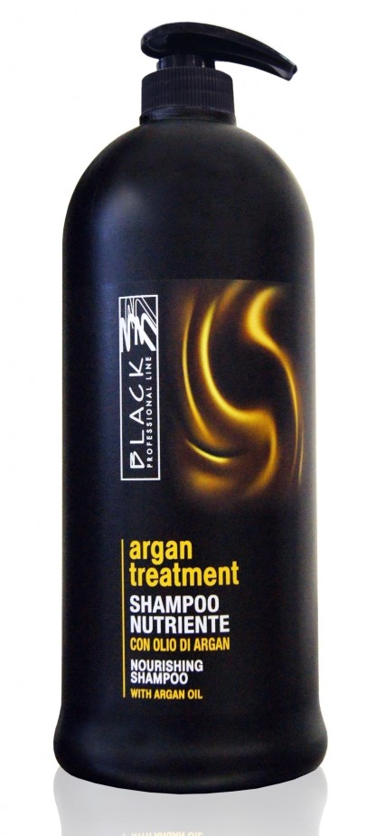 Black Argan šampon 1000 ml.