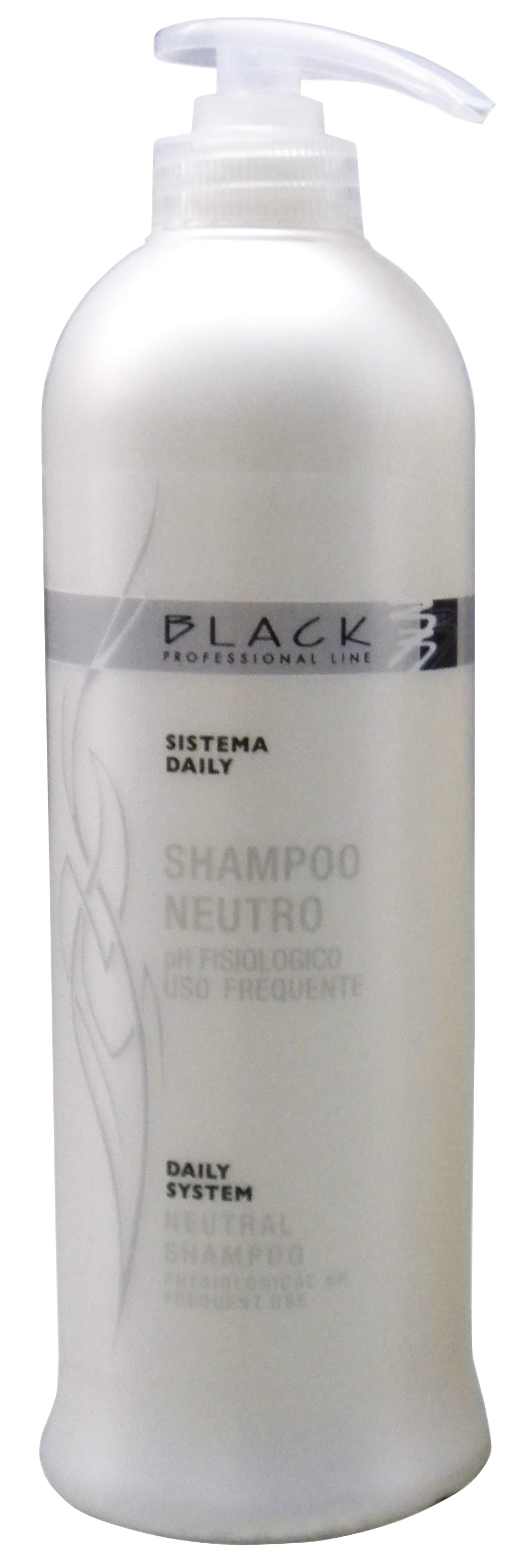 Black Shampoo Neutro 500 ml