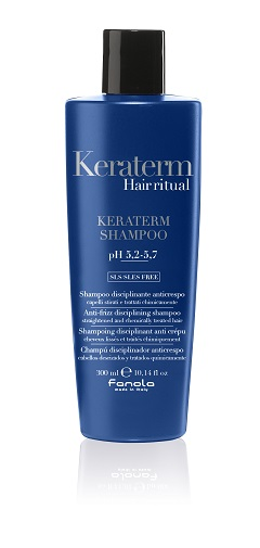 Fanola Keraterm Shampoo 300 ml.