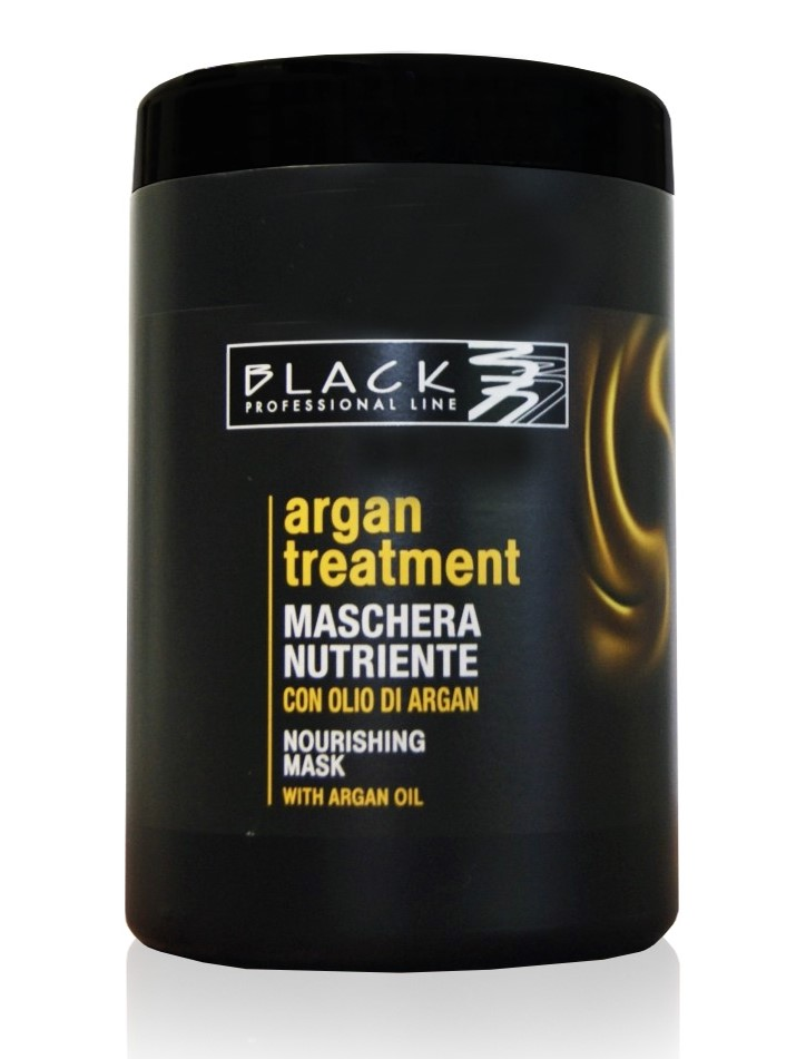 Black Argan maska 1000 ml.