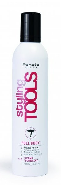 Fanola Tools Full Body, objemová pěna 400 ml