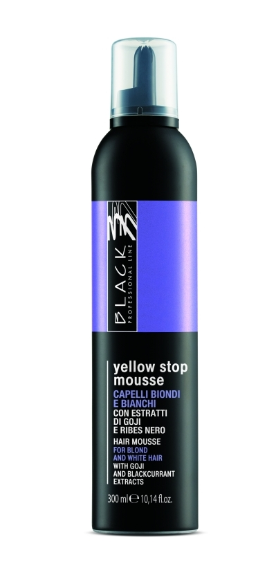 Black Yellow Stop Mouse 300 ml