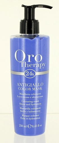 Fanola Oro Therapy maska Antigiallo 250 ml