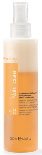 Fanola Nourishing dvoufázový Conditioner 200 ml
