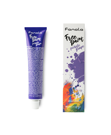 Fanola barva Free Paint Purple Grape 60 ml.