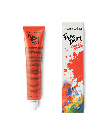 Fanola barva Free Paint Orange Shock 60 ml.