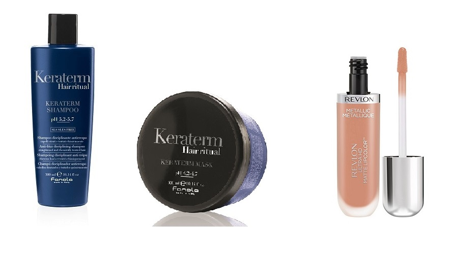 Fanola Keraterm Shampoo 300 ml a Keraterm maska 300 ml 2+1  Akce