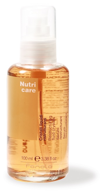 Fanola Nutri Care Liquid Crystals 100 ml