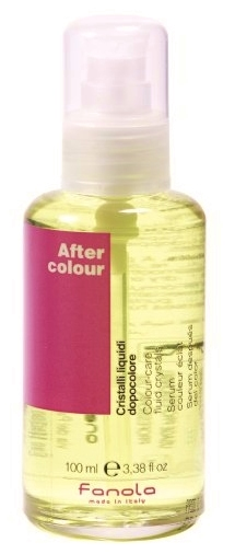 Fanola After Colour Liquid Crystals 100 ml