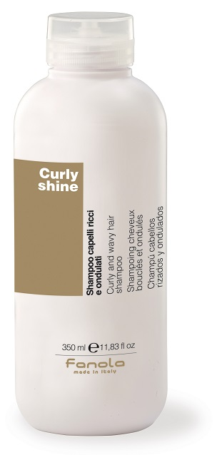 Fanola Curly Shine Shampoo 350 ml