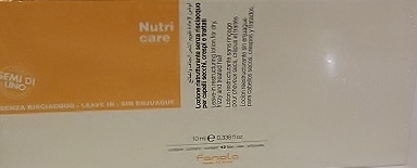 Fanola Nutr Care Lotion 12x10 ml