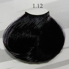 Black Sintesis Color Creme 1.12 - Nero Viola 100 ml