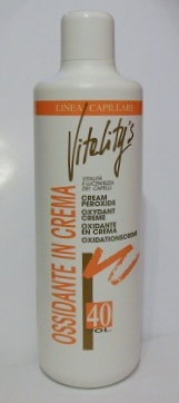 Vitality´s Ossidante In Crema 12% 1000 ml