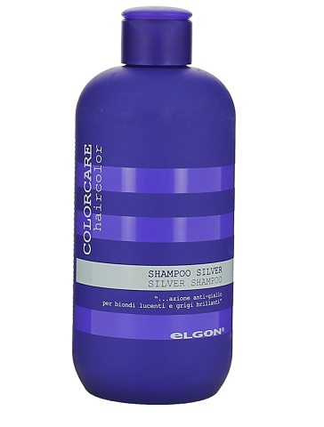 Elgon Colorcare Silver Shampoo 300 ml