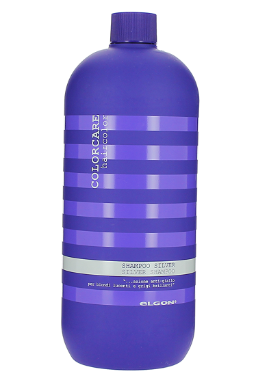 Elgon Colorcare Silver Shampoo 1000 ml