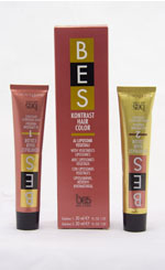 Bes Kontrast Hair Color Tropical 10.44 - 2x30ml