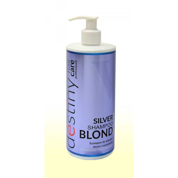 Silver blond šampon Destivii 500 ml