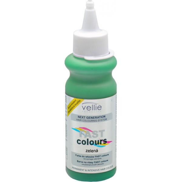 Viki Fast Colours zelená 80 ml