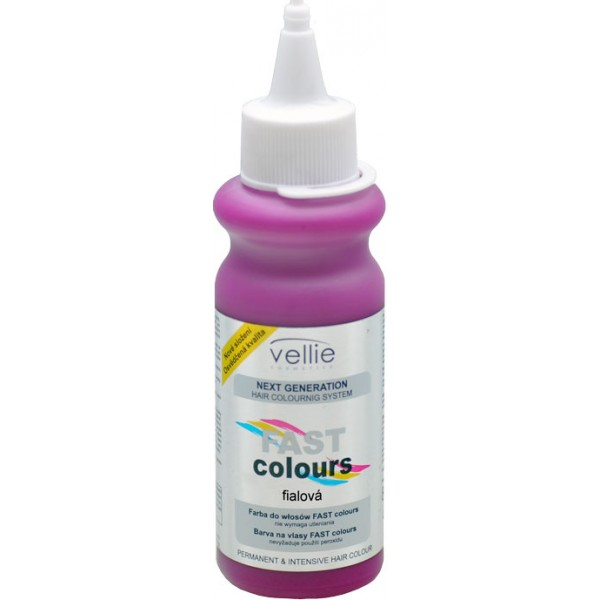 Viki Fast Colours fialová 80 ml