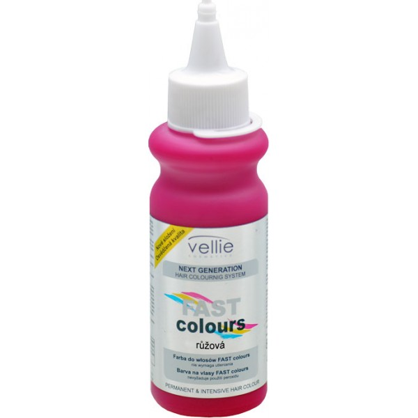 Viki Fast Colours růžová 80 ml